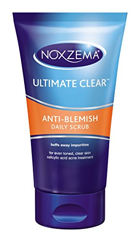 Clean Blemish Control Daily Scrub By Noxzema for Unisex, 5 Ounce