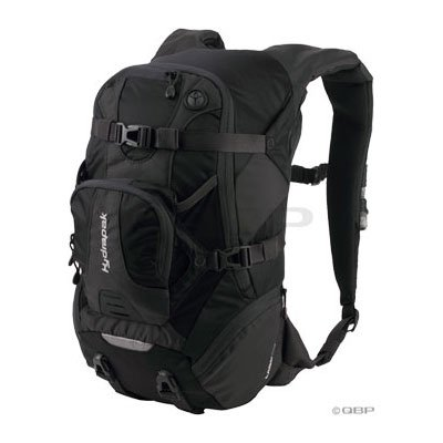 Hydrapak Laguna Hydration Pack: Charcoal; 100oz
