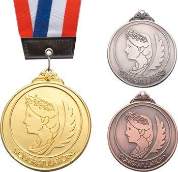 メダル 「ヴィクトリー」 金