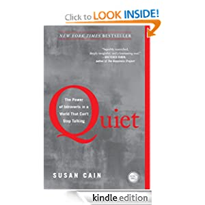 Quiet by Susan Cain, books for introverts, introverts in society