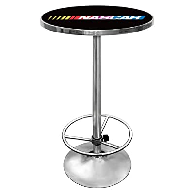 NASCAR Chrome Pub Table NASCAR Chrome Pub Table