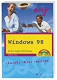 echange, troc Günter Born - easy Windows 98. Zweite Ausgabe.