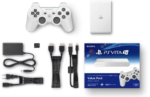PlayStation Vita TV Value Pack (VTE-1000AA01)