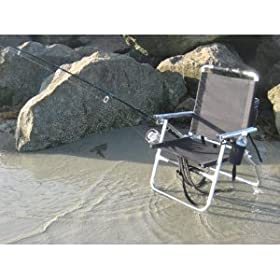 OASIS Backpack Fishing Chair -High Quality Product- 5 Years Warranty...A POCKET UMBRELLA INCLUDED WITH YOUR PURCHASE..