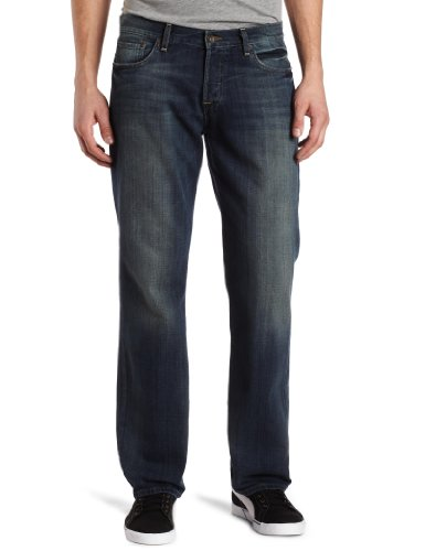 Lucky Brand Men's 221 Original Straight in Ol Wilder Ranch, Ol Wilder Ranch, 36x32