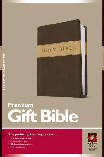 Download Premium Gift Bible NLT, TuTone