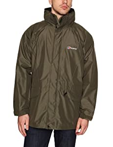 Berghaus Men's Cornice II Interactive Shell Jacket - Porter Green, X-Large