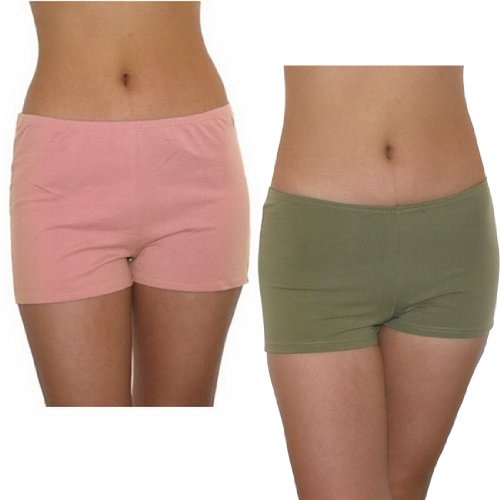 2 Pack Womens H&M Very Sexy Boyshorts Brief Panties - X-Small