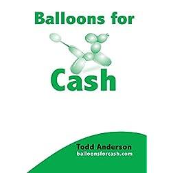 Ballons for Cash Training DVD