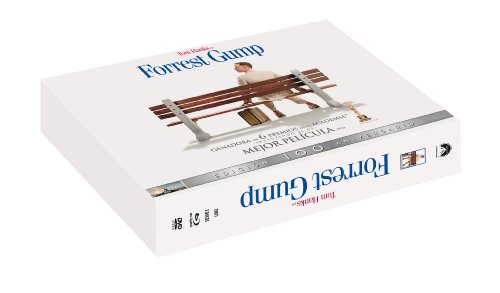 Forrest Gump (Blu-Ray + DVD + B.S.O. + Póster + Postales Inéditas) [Blu-ray]