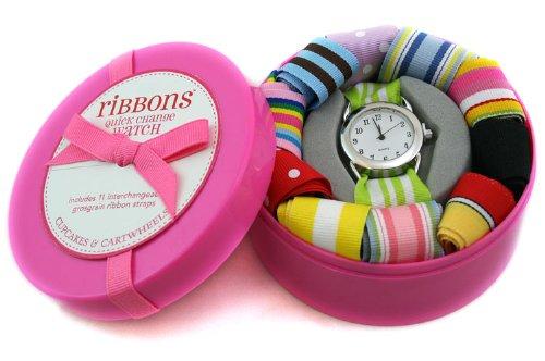 Cupcakes & CartWheels - Ribbons Quick Change