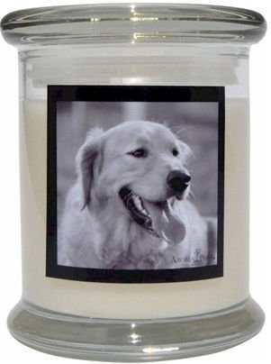 Aroma Paws 316 Breed Candle 12 Oz. Jar - Golden Retriever
