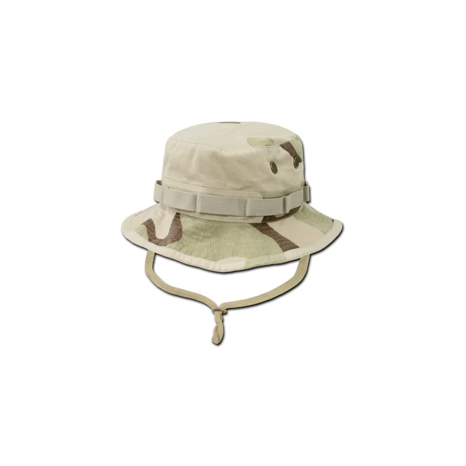 cb273c969f99b RAPID DOMINANCE DESERT ACU  Camo  OD Military Boonie Hats HUNTING CAP HAT  SIZE X Large