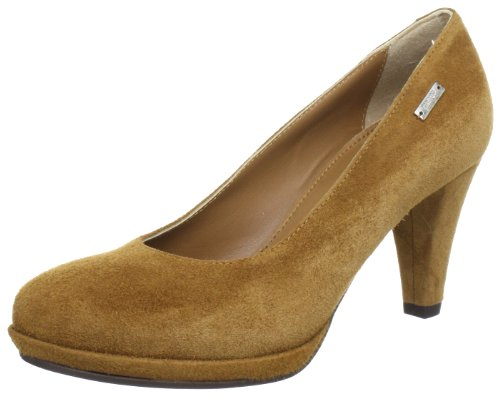 Cinque Shoes CILUCILLE Pumps Women brown Braun (Cognac 350) Size: 5 (38 EU)