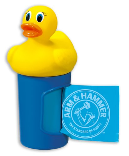 Diaper Duck Travel Buddy w/ 24 Scented Bags