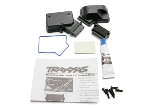 Traxxas 3924 Receiver Box, E-Maxx