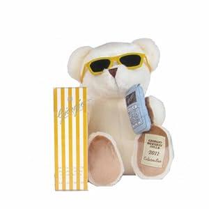 Giorgio Beverly Hills Giorgio Yellow Gift Set 90ml EDT + Teddy Bear