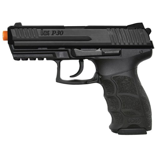 H&#038;K P30 Electric Airsoft Pistol airsoft gun