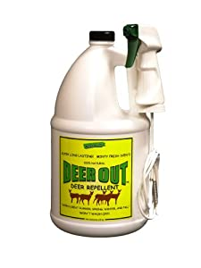 Deer Out Deer Repellent Deer Out 1 Gallon Ready to Use Deer Repellent at Sears.com