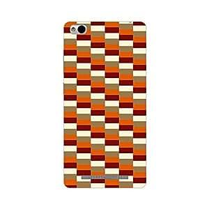 Garmor Designer Silicone Back Cover For Xiaomi Redmi 3