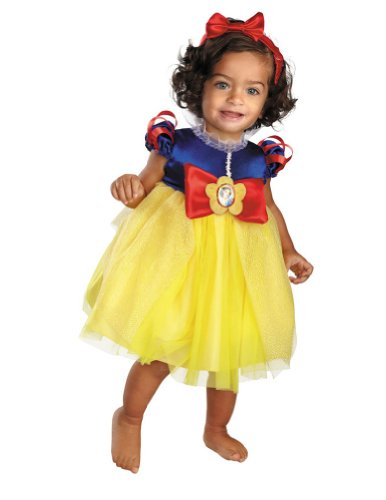 Snow White Infant Costume 6-12 Months