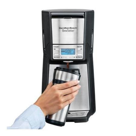 Hamilton Beach - BrewStation Summit Ultra 12 Cup Coffeemaker