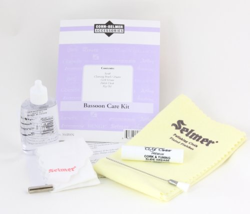 Care Kit, Bassoon, Conn-SelmerContains: Cleaning
