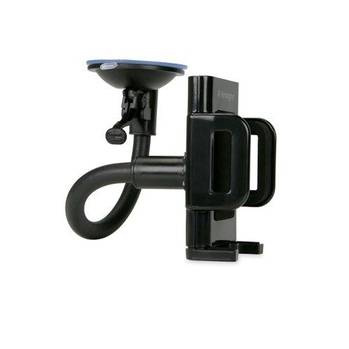 Kensington K39217US Universal Windshield/Vent Car Mount for Smartphones (Black)