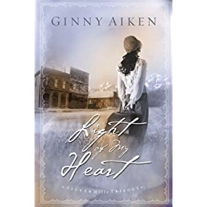 """Light of My Heart""  by Ginny Aiken :Book Review"