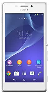 Sony Xperia M2 Smartphone débloqué 4G (Ecran: 4.8 pouces - 8 Go - Android 4.3 Jelly Bean) Blanc