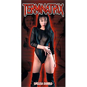 Terminatrix DVD Cover