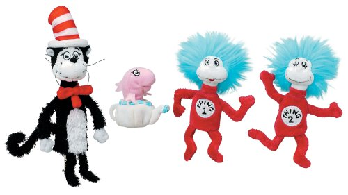 Dr. Seuss Cat in the Hat Boxed FP Set