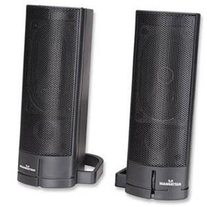 Manhattan Products Genuine Usb Soundbar Speaker System