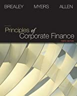 Thumbnail Principles of Corporate Finance