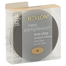 Revlon New Complexion One-Step Compact Makeup, Medium Beige 05
