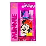 Air Val International Minnie Mouse Eau De Toilette Spray (3D Rubber Edition) 50ml/1.7oz
