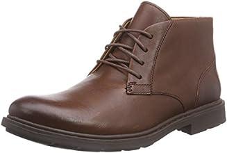 [クラークス] CLARKS バックランドミッド 26112624 Chestnut Leather(チェスナットレザー/065)
