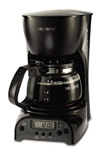 Mr..Coffee.DRX5.4-Cup.Programmable.Coffeemaker,.Black,.Pack.of.2[#1978331]