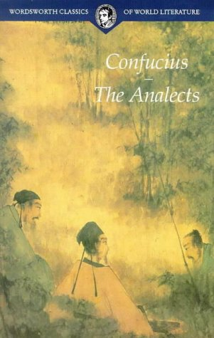 Analects (Wadsworth Classics of World Literature)