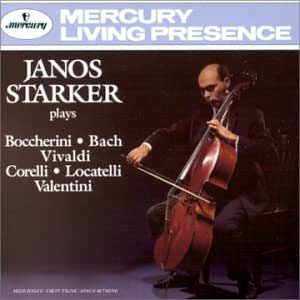 Janos Starker Plays