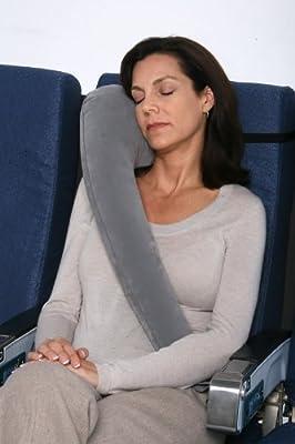 Nackenkissen Aufblasbar FŸr Die Reise - TravelRest Inflatable Luxury. - Innovativ & Patentiert - Reisekissen und Nackenkissen fŸr Flugzeug, Auto, Bus, Zug und Mittagsschlaf im BŸro