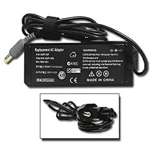 65W AC Adapter / Charger for IBM ThinkPad T60 X60 Z60 & Lenovo 3000