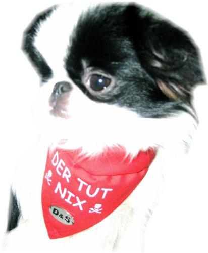 Artikelbild: Cooles Halstuch für Hunde - tut nix Gr.2 - fällt superweich - Dogs Stars