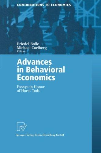 Essays On Economics