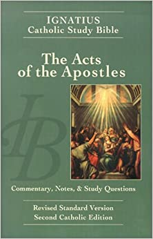 Book of acts bible study questions and answers