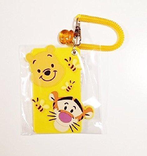 Winnie the Pooh Tigger Pass Case Disney Resort Limited