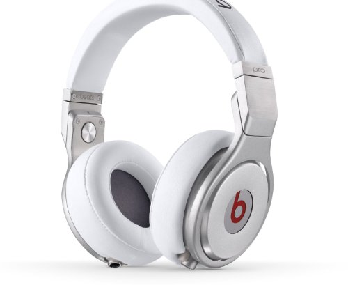 Beats by Dr. Dre PRO | Beats Pro Over Ear Headphone (White 900-00035-01)