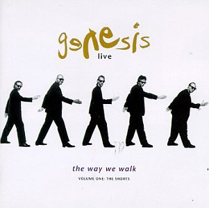 Genesis - Genesis Live: The Way We Walk, Vol. 1 (The Shorts) [Musikkassette] [US-Import] - Zortam Music