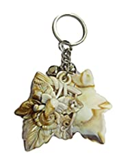 DCS Petal Ganesha Key Chain