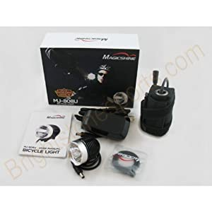Magicshine Mj-808u 1100 Lumen 4-mode Bicycle Light & Improved Battery Pack